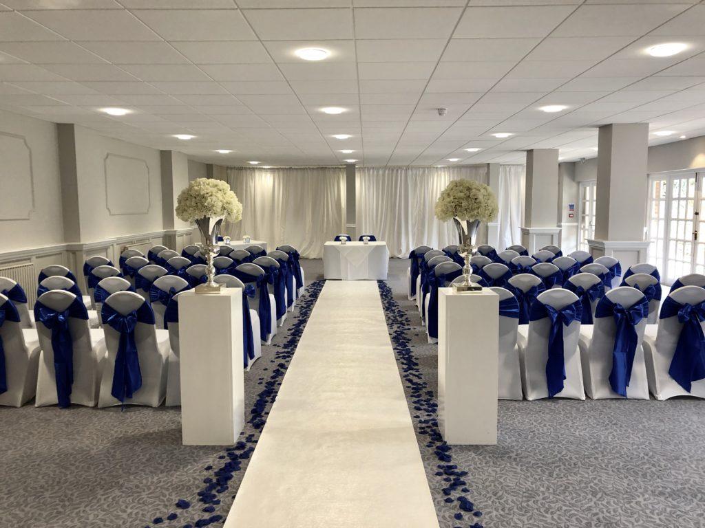 Weddings - Quorn Grange Hotel